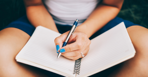 Read more about the article Journaling as an Integration Tool For Breathwork